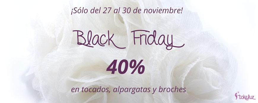 ¡Black Friday en Tokeluz!